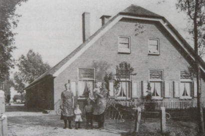 Foto van Groenendaal aan de Zevenhuizerstraat 154