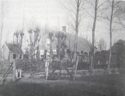 Foto van 'het Groote Veen' op 3a uit Genealogie Tolboom